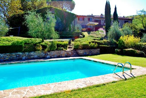 Piscina di Villa Toscana Il Capiteto o nelle vicinanze