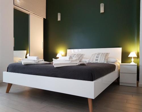 Letto o letti in una camera di Milano Navigli Apartment - Via Savona