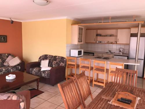 Kuchyň nebo kuchyňský kout v ubytování Marina Sands