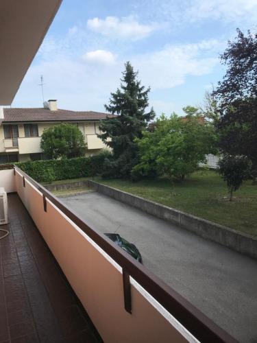 Balcone o terrazza di Casa Martini Abano