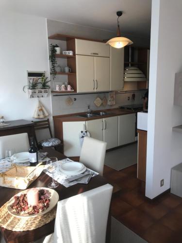 Cucina o angolo cottura di Casa Martini Abano