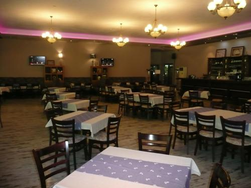 Ресторант или друго място за хранене в Hotel Park