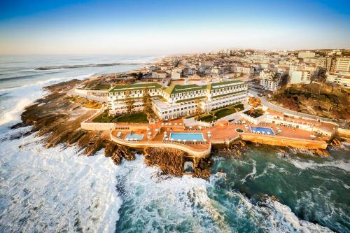 A bird's-eye view of Vila Gale Ericeira