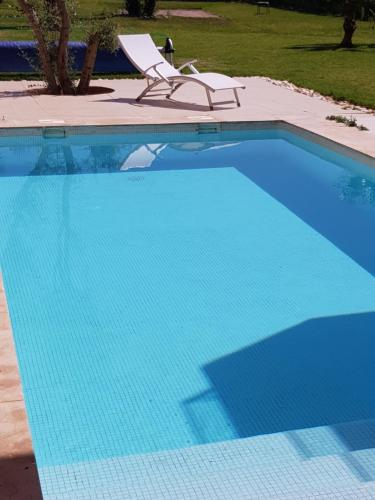 The swimming pool at or near Villa Firdaous