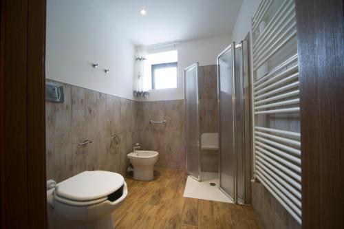 A bathroom at Residence Tabor