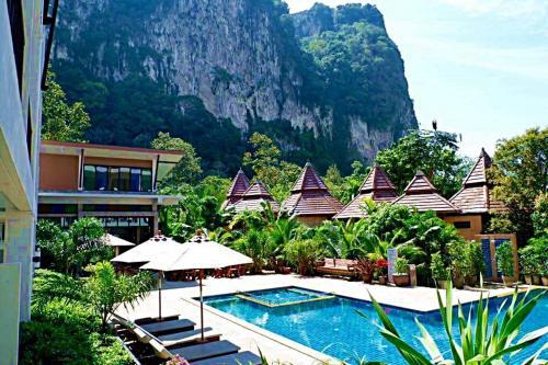 Piscina en o cerca de Andaman Pearl Resort
