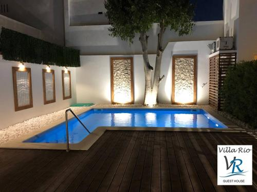 The swimming pool at or close to Villa Rio Guest House Suites
