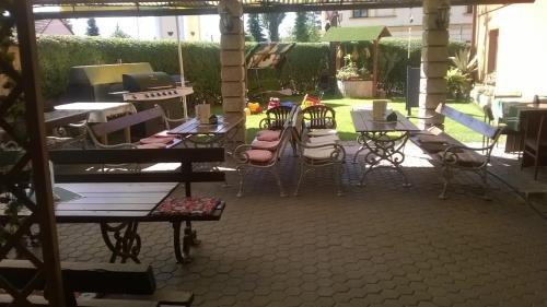 Restaurace v ubytování Penzion U Slunce