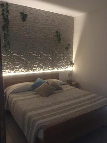 Letto o letti in una camera di Yoghy e Bubu