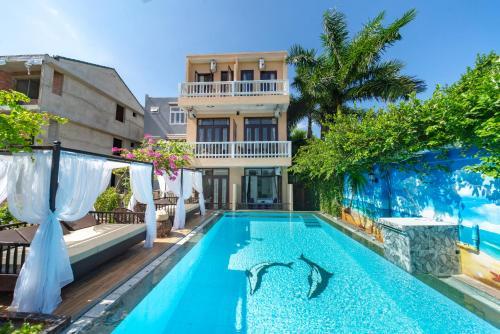 VIP Garden Hotel Hoi An