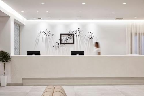 The lobby or reception area at Costa Grand Resort & Spa
