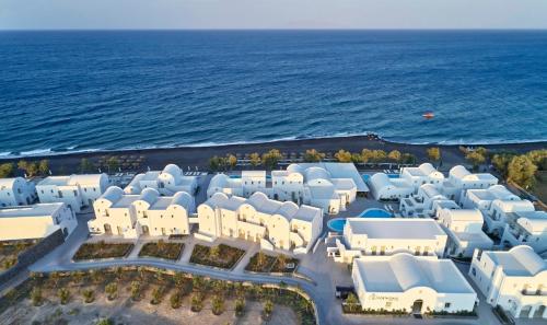 A bird's-eye view of Costa Grand Resort & Spa