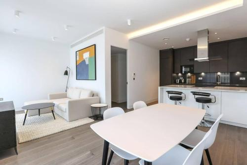 2Bed 2Bath Stunning Brand New Flat in Shoreditch