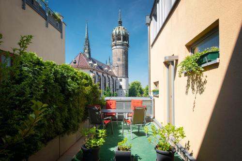 """Ferienwohnung am Schloss """"Gründerzeit"""""""