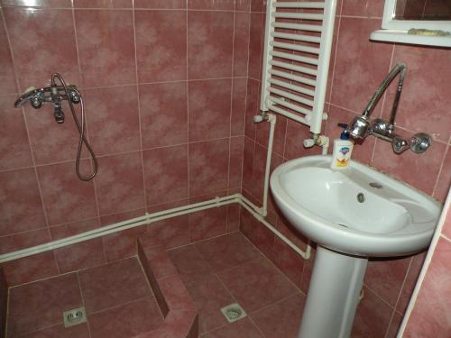 Ванная комната в Ekaterina Guest House