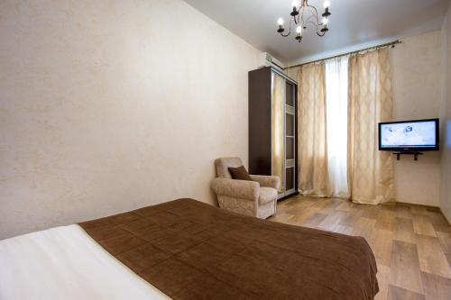 A bed or beds in a room at Apartment Sinna Street 44