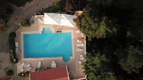 A view of the pool at Hotel Gioia Garden or nearby