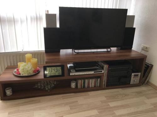 TV/Unterhaltungsangebot in der Unterkunft Apartment Adam