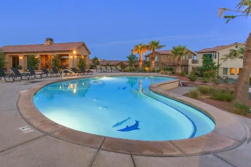The swimming pool at or near Paradise Village #14