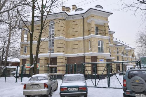 Mini-hotel Saltykovskaya зимой