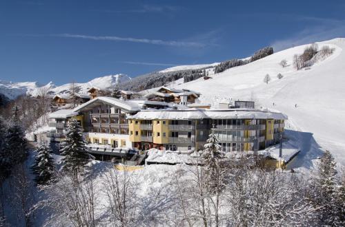 Hotel Residenz Hochalm im Winter