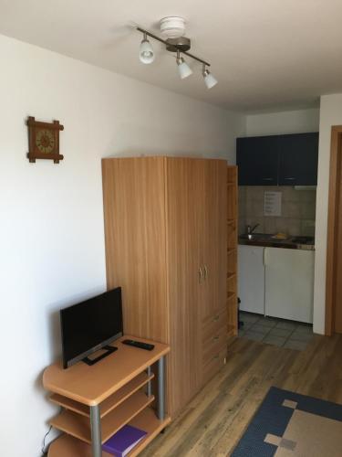 TV/Unterhaltungsangebot in der Unterkunft Apartment-Vermietung wohnen-in-hope