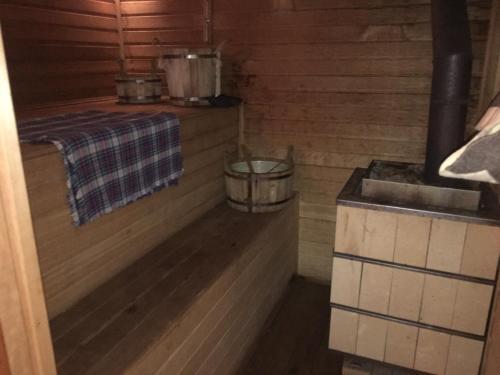 Spa and/or other wellness facilities at Yabloneviy sad Barybino
