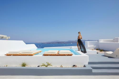 Piscina en o cerca de Phos The Boutique