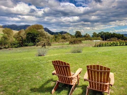 Jardín al aire libre en El Gran Sueño Rooms & Suites