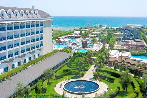 Adalya Elite Lara Hotel с высоты птичьего полета