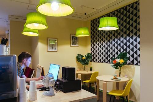Ресторан / где поесть в Hotel Shuhov dacha