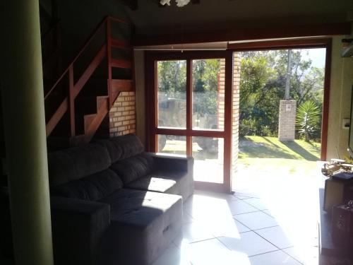 A seating area at Casa de Campo