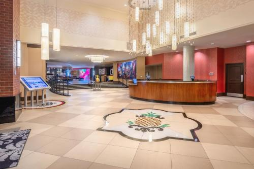 The lobby or reception area at Staypineapple, The Maxwell Hotel, Seattle Center Seattle