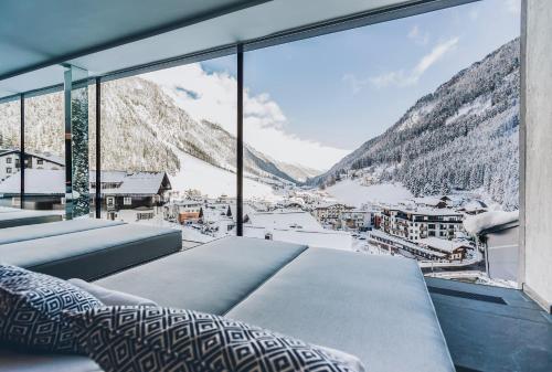 Elizabeth Arthotel im Winter
