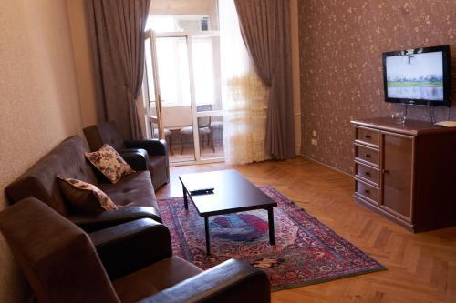 Uma área de estar em F.Amirov