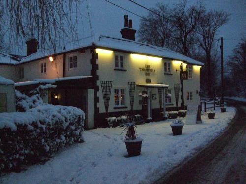 The Winchfield Inn during the winter