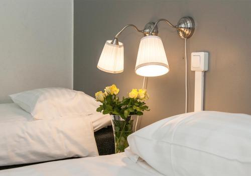 Oleskelutila majoituspaikassa Hotelli & Ravintola Martinhovi