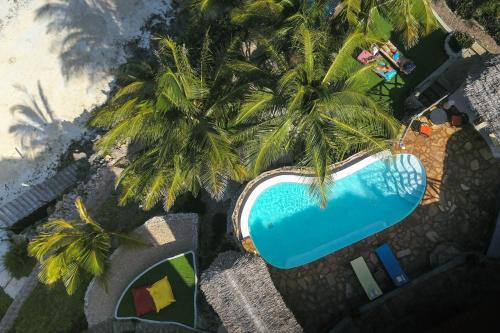 A view of the pool at Villa Fleur De Lys or nearby