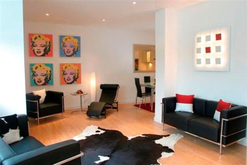 River Clyde West End Apartment - 2 Bedrooms