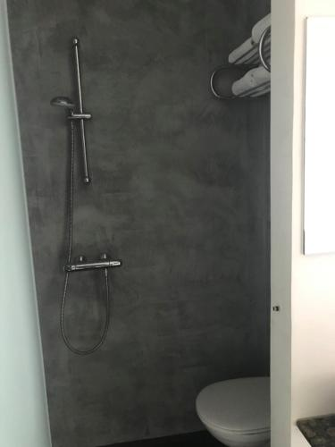A bathroom at Boutique Hotel View