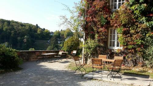 Ferienwohnungen Burg Blankenheim