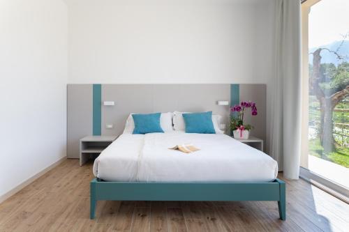 Кровать или кровати в номере Park Hotel Zanzanù