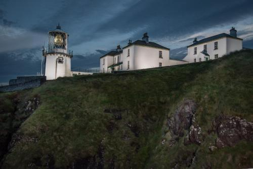 Blackhead Lighkeeper's Houses, Antrim