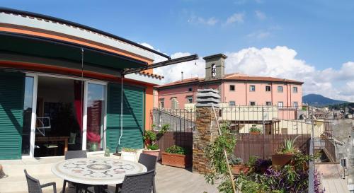 Apartment Casa Panoramica Castelli Romani Marino Italy Booking Com
