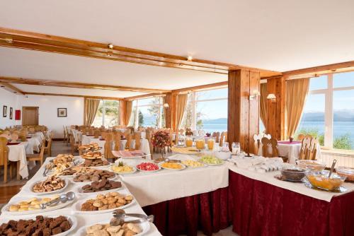Comida en el hotel o alrededores