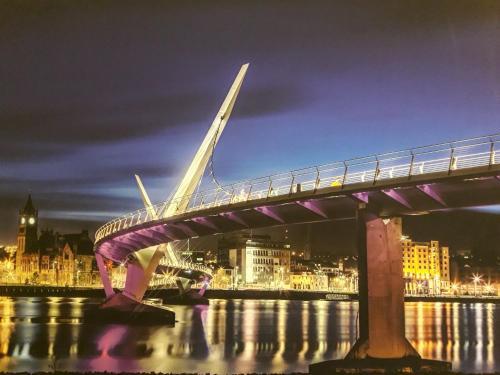 Bridge House Derry City Townhouse Central Parking STILL OPEN