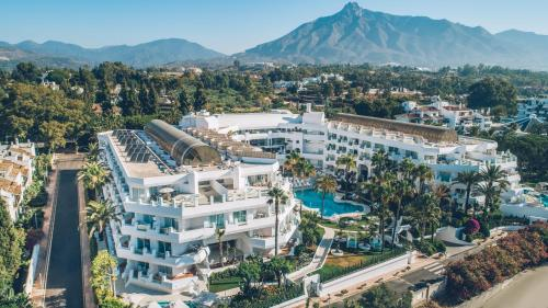 A bird's-eye view of Iberostar Selection Marbella Coral Beach