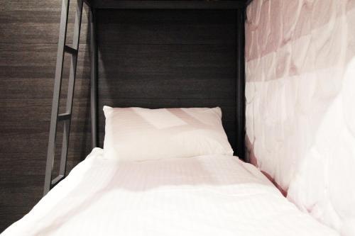 Кровать или кровати в номере Хостел Вороново Клубъ