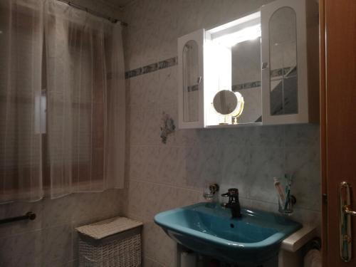 Koupelna v ubytování Liesingbachstraße 151/5 Ferienwohnung
