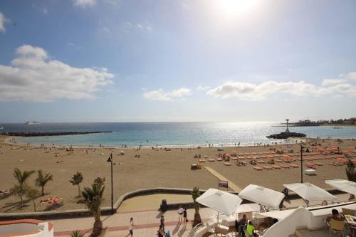 Luxury Apartment Cristianos Beachfront